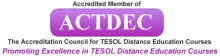 TESOL Audit Results - Global English Gets AAA Rating