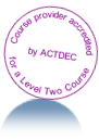 Online TESOL courses accredited by ACTDEC